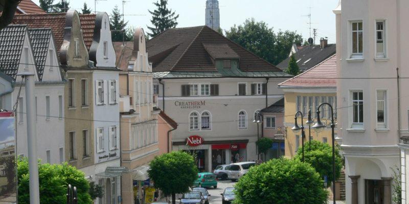 Innstraße Simbach am Inn